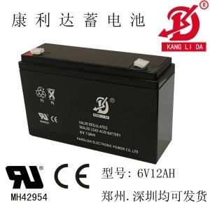 铅蓄电池需要报废的三个现象