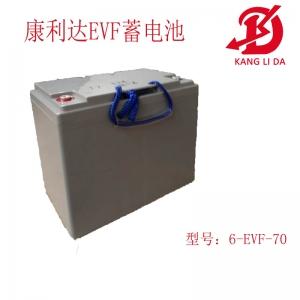 常用的铅酸蓄电池分类