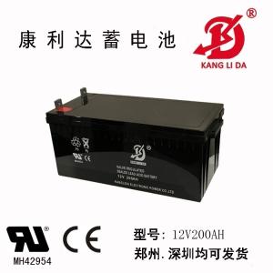 蓄电池相关名词解释