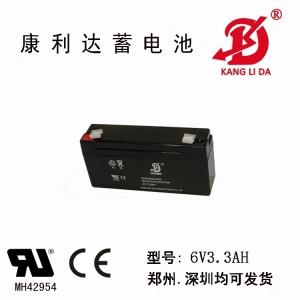 如何正确给蓄电池充电