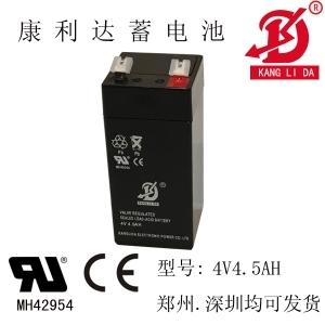 蓄电池的检测方法