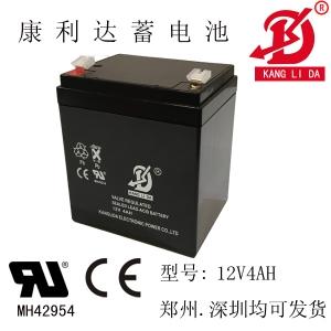 拉杆音响专用电池12v4ah 足容量 厂家现货