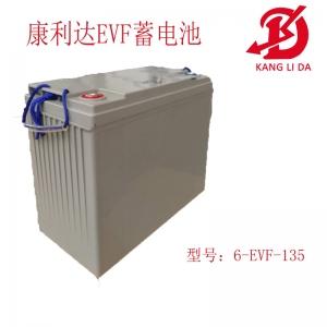 6-EVF-135电动小叉车电池 康利达厂家直销