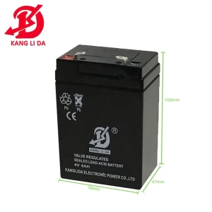 4V6AH康利达蓄电池  郑州康利达厂家直销
